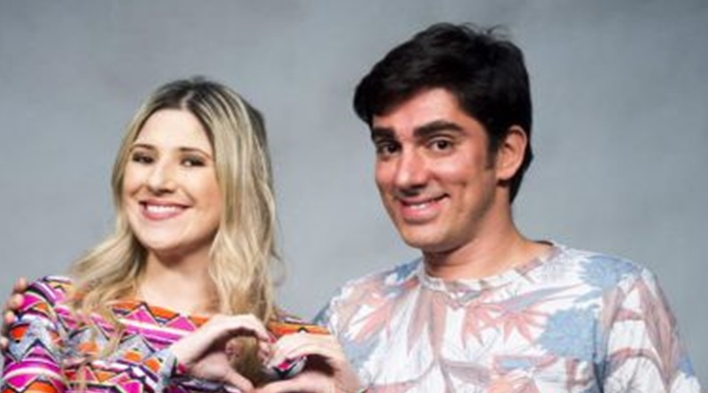 Dani Calabresa e Marcelo Adnet vão apresentar programa juntos